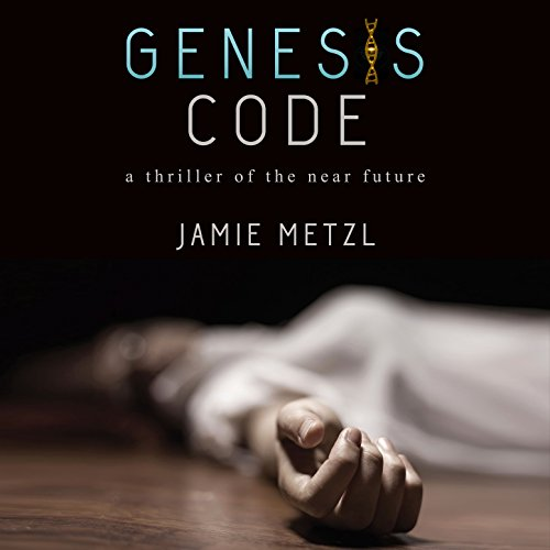 Genesis Code audiobook cover art