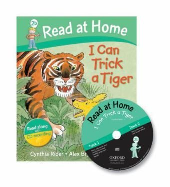Read at Home: Level 2b: I Can Trick a Tiger Book + CDの詳細を見る