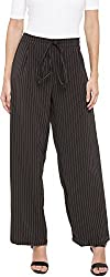 Globus Pin Striped Wide legged Trousers