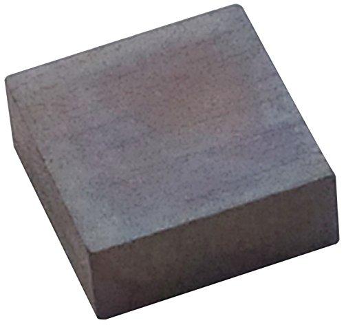 "Eclipse Magnetics N320 Neodymium Rare Earth Block Magnet, Bare 1"" Length x 1"" Width x 1"" Thickness"