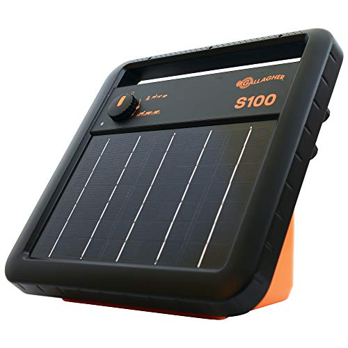 Gallagher S100 Solar Electric Fence...