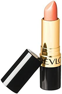 Revlon Super Lustrous Pearl Lipstick, Silver City Pink 405, 0.15 Ounce