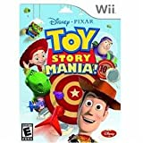 NEW Toy Story Mania! Wii (Videogame Software)
