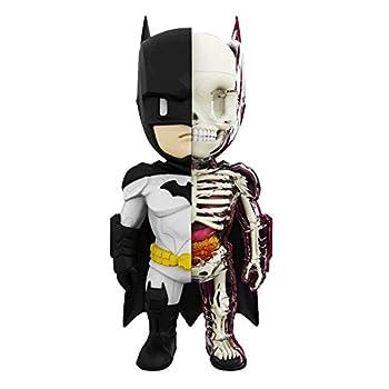 XXRAY 4D Vision Body Anatomy - Batman Funny Anatomy by Jason Freeny