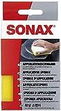 SONAX ApplikationsSchwamm (1 Stück) zum Auftragen und Verarbeiten von Polituren, Wachsen, Kunststoffpflegemitteln etc. | Art-Nr. 04173000