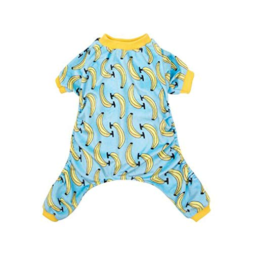 Elegante Pijama Flexible con diseño de Dibujos Animados y puños para Perros,...