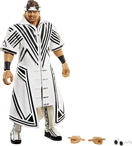 Mattel WWE The Miz Elite Collection Series 86 Action Figure 6 in Posable Collectible Gift Fans Ages 8 Years Old and Up