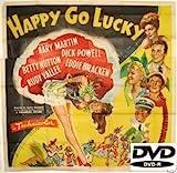 Happy Go Lucky DVD cover