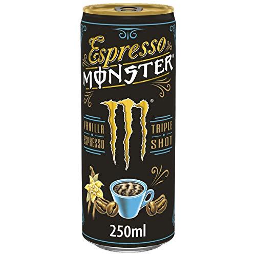 Espresso Monster Vanilla Espresso, (1 x 250 ml)