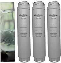 Gaggenau FilterLogic FFL-110B Filtro de agua para frigor/ífico compatible con UltraClarity 00740560 Neff SUPCO WF299 740560//644845 para Bosch 4 RF-2800-13 Siemens Miele HAIER 0060820860