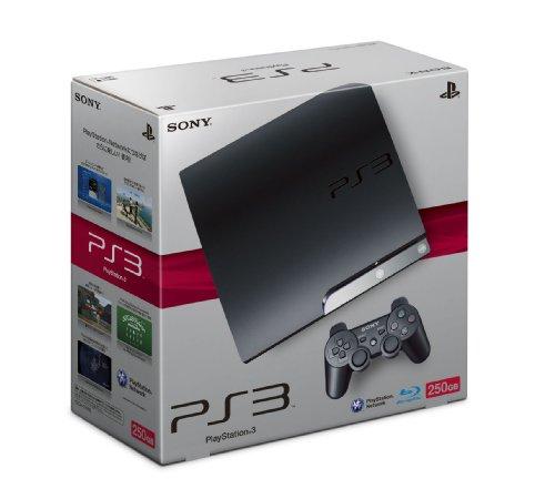 PlayStation 3 (250GB) (CECH-2000B) 【メーカー生産終了】