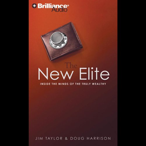 The New Elite audiobook cover art