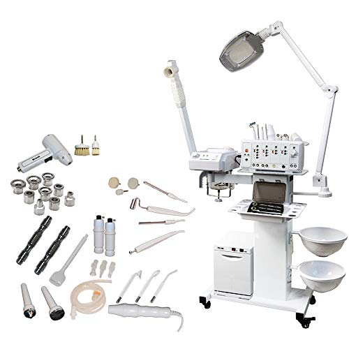 13 in 1 Multifunction Diamond Microdermabrasion Beauty Facial Machine (No Bed)
