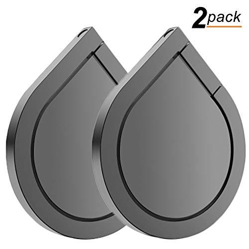 Phone Ring Holder, 2PCS Full-Metal 360