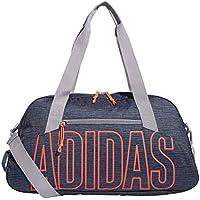 Adidas Unisex-Adult Graphic Duffel Bag (Legacy Blue)