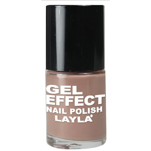 Layla Cosmetics Gel Effect Nagellak - beige evolution, 1-pack (1 x 0,01 l)