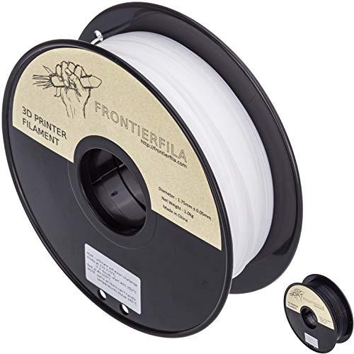 POM 1 kg 1,75 mm Bianco - Filamento stampante 3D - FrontierFila