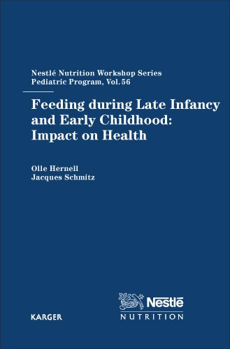 Feeding during Late Infancy and Early Childhood: Impact on Health: 56th Nestlé Nutrition Workshop, Pediatric Program, Noordwijk, November 2004. ... (Nestle Nutrition Workshop Series, Band 56)