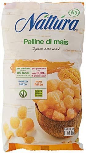 Eurofood Palline Bio di Mais (Senza Latte) - 50 gr
