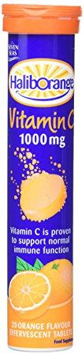 Seven Seas Haliborange Effervescent Vitamin C Tablets