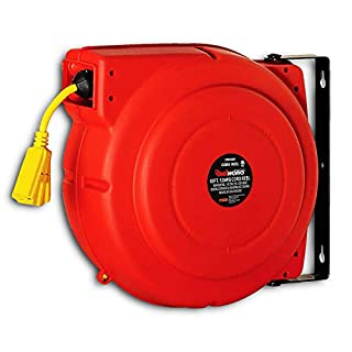 ReelWorks CR625201S3A Heavy Duty Extension Cord Reel, 12AWG/3C SJT, Triple Tap, 65' (B01GJ7O6DE) | Amazon price tracker / tracking, Amazon price history charts, Amazon price watches, Amazon price drop alerts