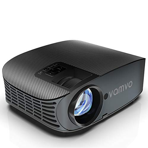 Movie Projector, Vamvo L3600 200