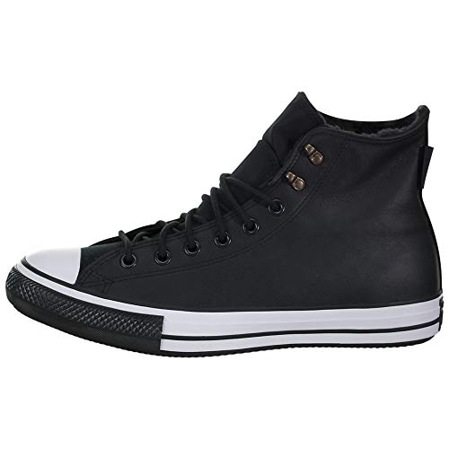 Converse Chuck Taylor All Star Winter High Black/White