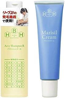 Hair Release Specialty Sleeve 21 Active Shampoo R & Maricil Cream 5.3 oz (150 g)