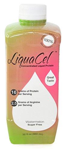 Liquacel Liquid Protein Watermelon 1 X 32oz Bottle