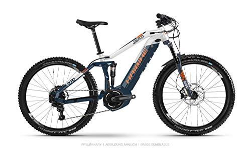 Haibike Sduro FullSeven 5.0 27.5'' Pedelec E-Bike MTB blau/weiß 2019*
