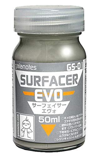 ガイアノーツ GS-01 サーフェイサー エヴォ 50ml