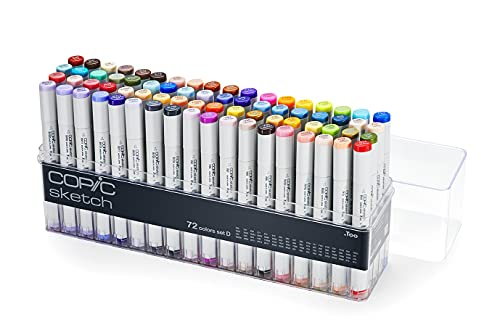 COPIC Marker Copic Sketch Markers