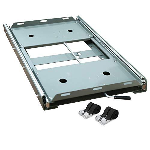 ICECO Slide Mount for JP30 JP40 JP50 Portable Refrigerator, Freezer Slide(Not Suitable for JP42)