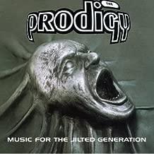 (CD Album The Prodigy, 13 Tracks)