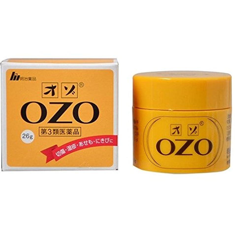 支給性交ために【第3類医薬品】オゾ 26g