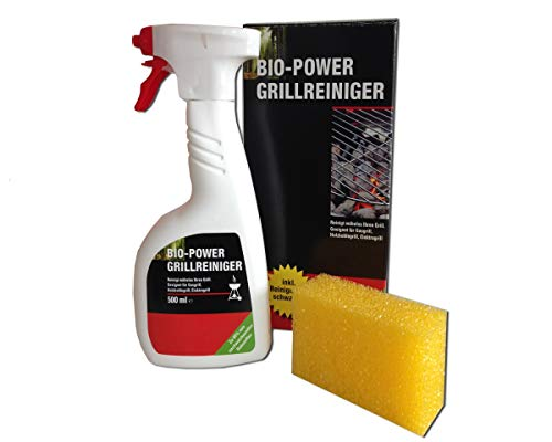 Bio Power Grillreiniger Set