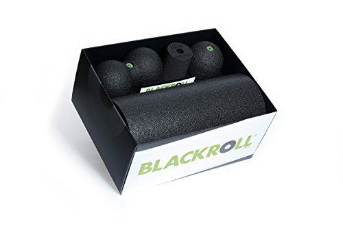 Blackroll Set Blackbox, Schwarz, BRSETBKBOXC - 3