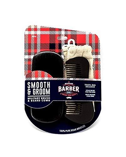 Barber Series Smooth & Groom Set de coiffure