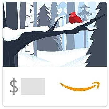 Amazon eGift Card - Holiday Forest