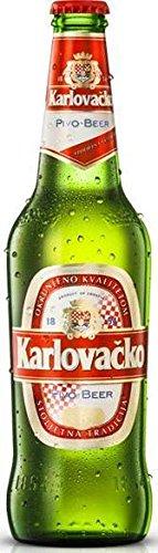 12x Karlovacko kroatisches Bier 0,33l - Brauerei