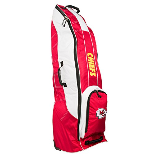 Team Golf NFL Kansas City Chiefs Travel Golf Bag