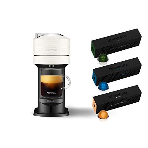 Nespresso Vertuo Next Coffee and Espresso Machine by De