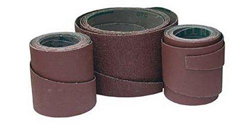 JET 60-2220 - Strisce abrasive pronte da avvolgere, per levigatrice a tamburo...