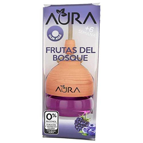 AURA AMBIENTADOR Coche Frutas del Bosque
