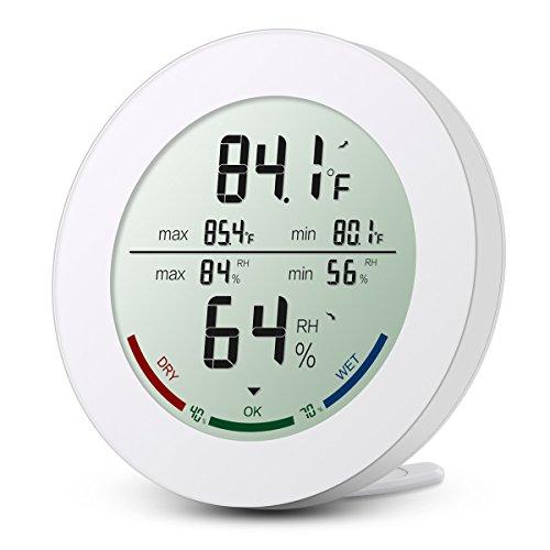 ORIA FRFK-RO-W12AW Thermo-Hygrometer