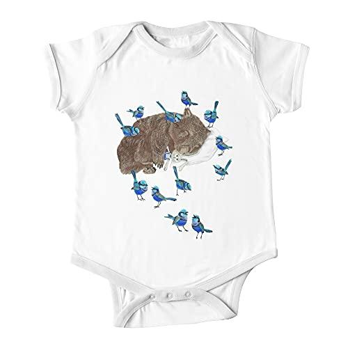 Huang Wombat bebé de una pieza