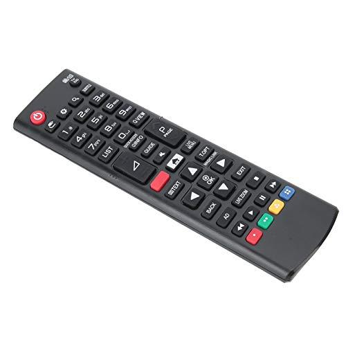 Mxzzand Control Remoto de Material ABS de Repuesto para TV, para LG LCD TV, para el hogar