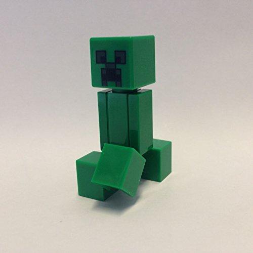 LEGO Figur Creeper -- Minecraft -- (aus Set 21120/ 21129/ 21138)