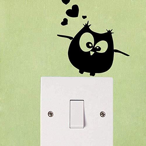 Muurstickers 42X80Cm Bamboe Muursticker Huisdecoratie Woonkamer Vinyl Art Stickers Slaapkamer Panda's Voedsel Wallpaper Mural