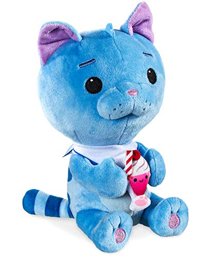 Disney Ralph Breaks The Internet Puddles The Cat 9 Inch Tall Plush
